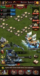 screenshot of Clash of Kings:The West version 2.95.1