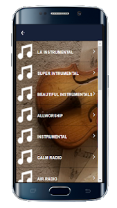 screenshot of Classical Music For Free Songs version 1.04