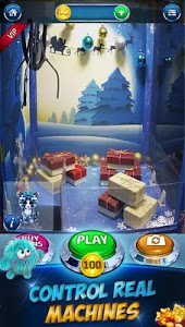 screenshot of Clawee - A real claw machine version 3.0