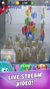 screenshot of Clawee - A real claw machine version 3.5.1