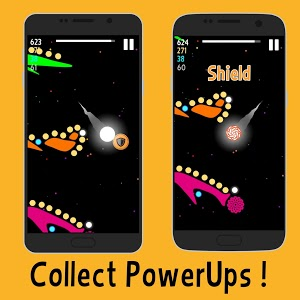 screenshot of Colorful White version Varies with device