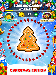 screenshot of Cookie Clickers 2 version 1.4.0