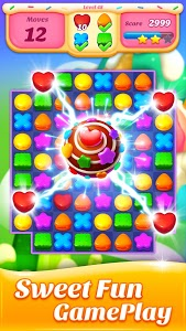 screenshot of Cookie Amazing Crush 2020 - Free Match Blast version 8.6.6