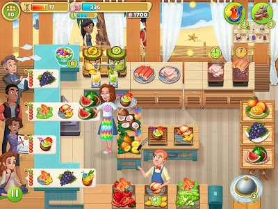 screenshot of Cooking Diary®: Tasty Hills version 1.2.1