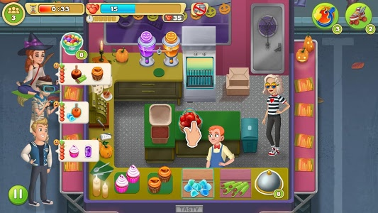 screenshot of Cooking Diary®: Tasty Hills version 1.3.0