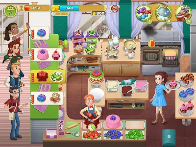 screenshot of Cooking Diary®: Best Tasty Restaurant & Cafe Game version 1.13.1