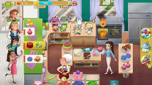 screenshot of Cooking Diary®: Best Tasty Restaurant & Cafe Game version 1.23.1