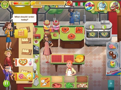 screenshot of Cooking Diary®: Best Tasty Restaurant & Cafe Game version 1.9.0