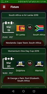 screenshot of Cricket World Cup 2019 version 1.8