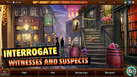 screenshot of Criminal Case: Mysteries of the Past version 2.33