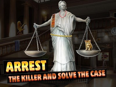 screenshot of Criminal Case: Mysteries of the Past version 2.27