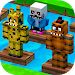 Download ✩ Crossy Creepers: Marvel Island Block Survival ✩  APK