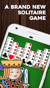 screenshot of Crown Solitaire: A New Puzzle Solitaire Card Game version 1.2.1.1385