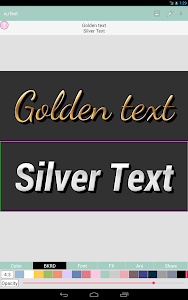screenshot of CuText : Generate cute message version 1.35