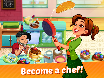 screenshot of Delicious World ❤️⏰🍕 A New Cooking Game 🍕⏰❤️ version 1.2.2