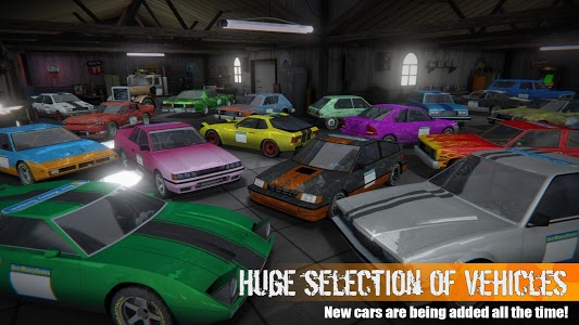 screenshot of Demolition Derby 3 version 1.0.037