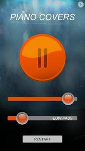 screenshot of Diego Verdaguer Piano Cover Song version 1.0