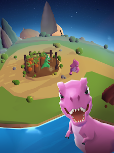 screenshot of Dinosaurs Are People Too version 6