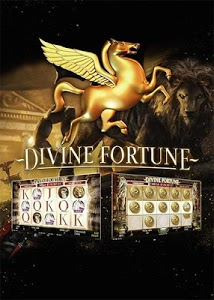 screenshot of Divine Fortune slot free - demo version 1.0