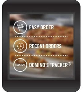 screenshot of Domino's Pizza USA version Varies with device