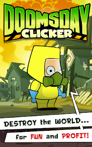 screenshot of Doomsday Clicker version 1.9.20