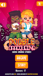 screenshot of Double Dragqueens - Save Amanda Sparks version 1.5