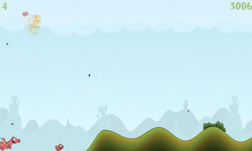 screenshot of Dragon, Fly! Free version 6.33