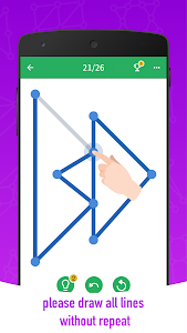screenshot of Draw Line - Puzzle Game version 1.0.2