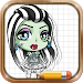 Download Drawing Monster High 1.5 APK
