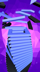 screenshot of Drop Stack Ball - Fall Helix Blast Crash 3D version 1.15