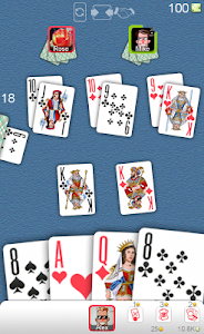 screenshot of Durak Online version 1.6.4