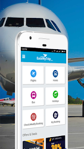 screenshot of EaseMyTrip – Cheap Flights, Hotels, Bus & Holidays version 3.2.5