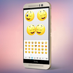 screenshot of Emoji Keyboard For Instagram version 1.0
