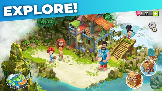 screenshot of Family Island™ - Farm game adventure version 202007.1.7699