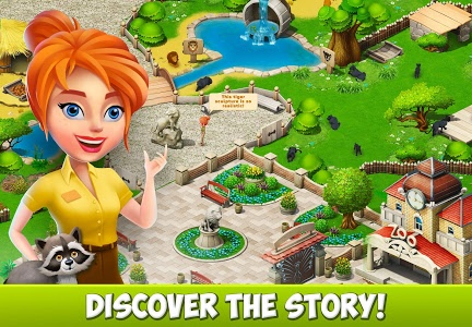 screenshot of Family Zoo: The Story version 1.1.9
