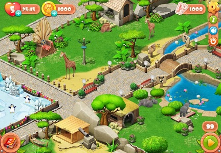 screenshot of Family Zoo: The Story version 1.3.6