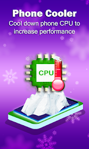 screenshot of Fast clean booster: CPU cooler, clean boost phone version 1.2.3