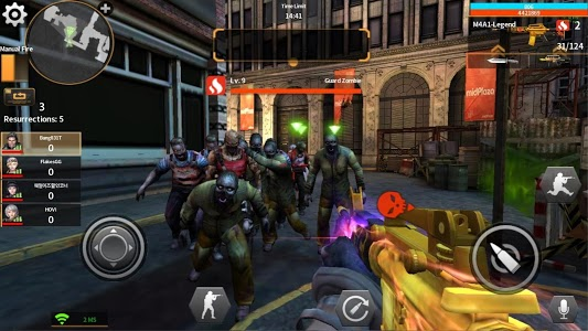 screenshot of Fatal Raid version 1.5.614