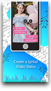 screenshot of Feel The Swag - Magical Lyrical Video Status Maker version 5.1