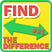 Find The Difference 31