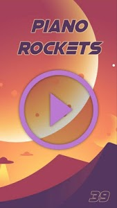 screenshot of First of The Year - Skrillex - Piano Rockets version 1.0