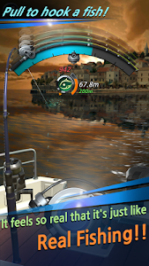 screenshot of Fishing Hook version 1.6.9
