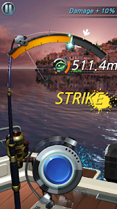 screenshot of Fishing Hook version 2.2.3