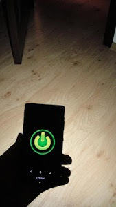 screenshot of Flashlight version Varies with device