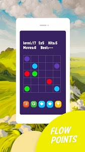 screenshot of Flow Points: Puzzle Game version 1.0.4