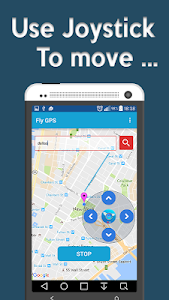 screenshot of Fly GPS version 3.0.0
