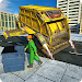 Flying Garbage Truck, Dump Truck Driving Simulator