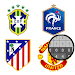 Football Logo Color by Number: Pixel Art No.Color