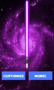 screenshot of Force Saber of Light version 3.0