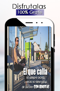 screenshot of Frases Sarcasticas version 1.6